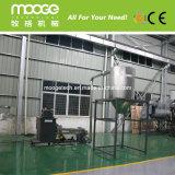Полиэфирные волокна Пэт гранулятор / перерабатывающая установка для измельчения