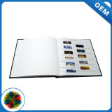 Tamanho personalizado em cores de OEM do livro de capa dura