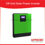 DC에 Grid Pure Sine Wave Inverter 1kVA 800W 12V 50Hz Solar Power Inverter 떨어져 AC