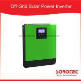 A DC AC off Grid Inversor de onda senoidal pura 1kVA 800W 12V 50Hz Inversor de Energia Solar