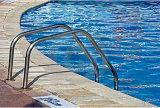Scaletta di punti dell'acciaio inossidabile 2-5 della piscina