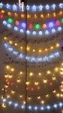 Hauptdekoration Using wasserdichte LED-schöne kundenspezifische Zeichenkette-Lichter