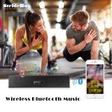 Androider Fernsehapparat-Kasten mit Fortschr1tts-Kasten Amlogic S905X 2GB /16GB des Stereolautsprecher-3D Pre-Installed Kodi Surpport 17.3 3D, volles 4K, Familien-Theater-gesetzter Spitzenkasten