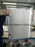 Штампованный алюминий Double Layer ролик/динамического затвор двери