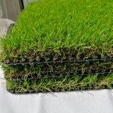 Tappeto erboso artificiale d'abbellimento impermeabile di vendita calda per la decorazione