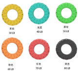 Regalo fresco diseño de los neumáticos de gimnasia para adultos la mano de las tenazas Exerciser de juguete
