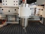 木工業4の軸線の彫版の中心木製CNCのルーター機械
