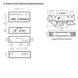 0-5V с питанием от кольцевого шлейфа 4-20 Ма преобразователь с 3кв изоляции