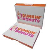 Pas Doos van het Voedsel van de Doos van de Gift van de Doos van het Karton de Verpakkende voor Doughnut aan