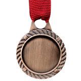 カスタムステッカーの彫版のロゴの亜鉛合金のブランクの金属メダル
