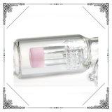 Diamante Rosa Glassbong más calientes de la base de alcachofa tazón de vidrio de Perc hierba fumar pipa de agua