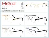 Van China het Nieuwe Model van de Mensen 2018 Optische Frame Van uitstekende kwaliteit van het Metaal