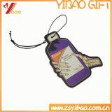 低価格のカスタム形車の芳香剤は作るペーパー芳香剤(YB-f-007)を