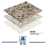 敷石のための中国ローザPorrinoの花こう岩のピンクの花こう岩かタイルまたは平板またはフロアーリングまたはカウンタートップまたはカウンタートップまたはKitchentopsまたはホテルまたは建築材料