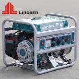 (5 kw 6 kw 7 kw 5 kVA 6 kVA 7 kVA) alimentação de gasolina gasolina gerador do motor eléctrico