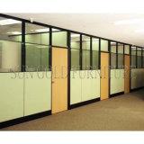 Utiliza la moderna oficina de insonorización acústica tabiques de tejido (SZ-WS592)