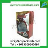 Custom lujo consuntivo de cartón rígido Embalaje de papel de regalo juguetes para niños con ventana
