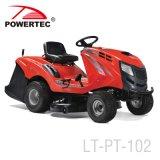 De Tractor van de Grasmaaimachine van de Benzine van Powertec 17.5HP 40.2in