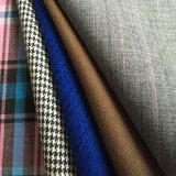 Adecuación de lana tejido de prendas de vestir trajes para hombre