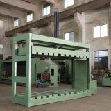 Gabion hydraulique machine d'emballage pour ligne de production de gabions