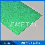 Strato impresso colore dell'acciaio inossidabile 304 con l'alta qualità