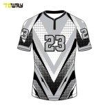 Sport Wear Cheap Plain Sublimated Figi Rugby Jerseys