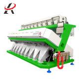 Les ventes de grain trieuse de couleurs chaudes avec éjecteur de la machine