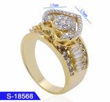 ring 새로운 Jewelry Customized Silver Ring 디자인 숙녀 형식 숙녀