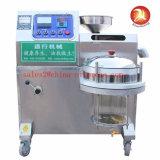螺線形のタイプ小さい大豆油の抽出器機械