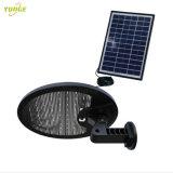 熱い太陽太陽壁ライト外部太陽電池パネルランプをつける方法IP65日曜日力