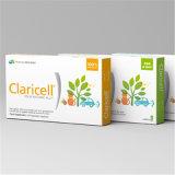 El embalaje personalizado cajas de papel para la medicina y cosmética