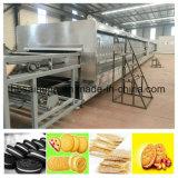 Хрустящее печенье средней емкости бумагоделательной машины/печенье машина изготовлена в Китае