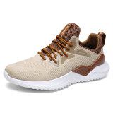 Shikeqi晋江の工場スポーツの人の運動靴、空気ブランドのスポーツは人に蹄鉄を打つ