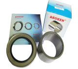 100*120*12 Anel para comprimir as Peças de Vedação de Óleo Industrial de Aço Inoxidável