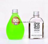Saft-Eis-Kaffee-Glasflaschen