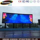 Alto brilho 7500CD P5 P10 do painel de LED de exterior
