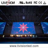 P3.9 de haute qualité à l'intérieur mur vidéo du panneau de l'écran à affichage LED pour des événements
