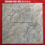 Poetste de Zachte Steen van het Bouwmateriaal de Verglaasde Tegels van de Vloer van de Steen van het Porselein Natuurlijke Rustieke op