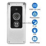 HD IP van de Camera IP Camera de Op batterijen van WiFi met 32GB de Kaart van BR