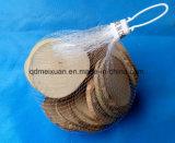 قرنة من خشب, فيلم وتلفزيون دعائم [ديي] أصليّة خشبيّة مستديرة بيضويّة [دووبل-سدد] يصقل خشب ([م-إكس3607])