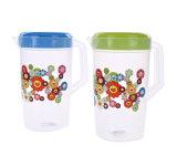 130*227mm transparente Flores Sun jarra plástica de Impressão definida