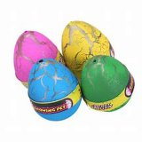 La novedad creciente huevo mágico Pet caliente la venta de juguete con Sirenita Alien dinosaurios Flamingo Unicorn Tortuga reptil de la Serpiente la lechuza y el robot de juguete lindo