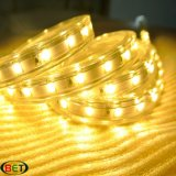 110V SMD5630 scaldano l'indicatore luminoso di striscia poco costoso bianco del LED