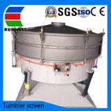 金属粉の振動スクリーンのための振動のタンブラー振動スクリーン