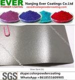 銀製の金属粉のコーティング