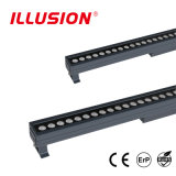 En el exterior IP67 RGBW4en 1 LED Bañador de pared para decorar