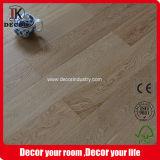 Natural pulido de parquet de madera maciza de roble ruso diseñado pisos