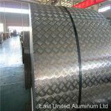 5 Blad van het Aluminium van de staaf het Gipspleister In reliëf gemaakte voor Vloer