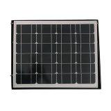 25W12en 12 DC Panel Solar Powered ventilación Ventilador de techo en el ático