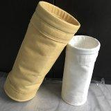 Alta resistencia a la abrasión alta Yuanchen Tempreature Bolsas de filtro P84